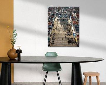 """Delft- """"Markt"""" von Harrie Muis"""