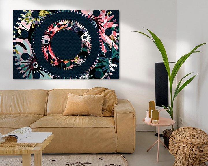 Sfeerimpressie: Pattern-9b van Pia Schneider