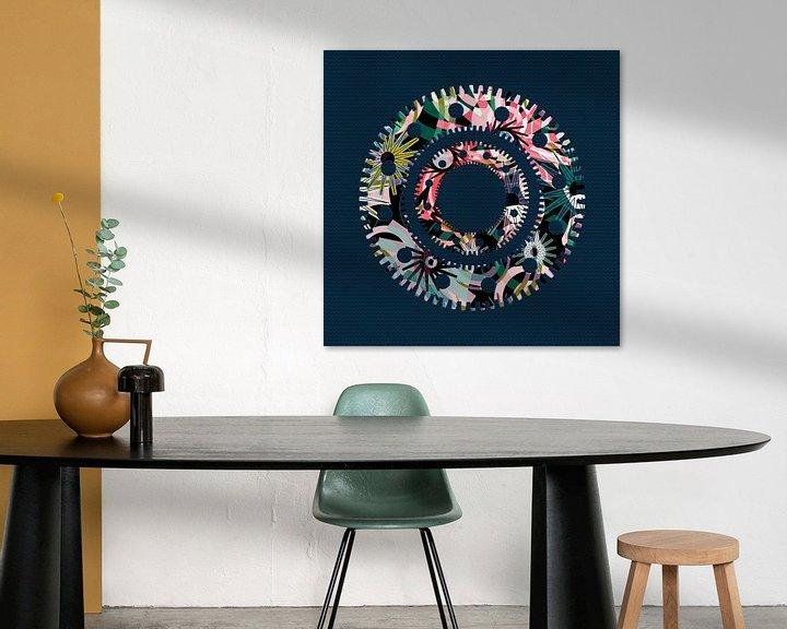 Beispiel: Pattern-9 von Pia Schneider