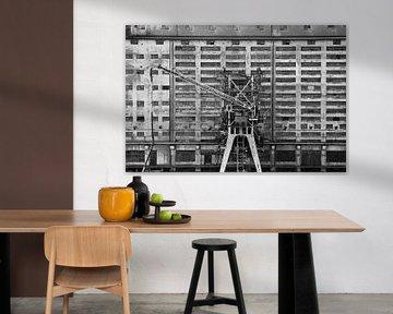 Destruction by time von Leon van Voornveld