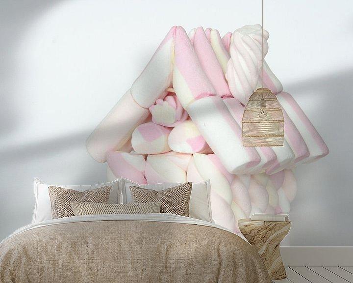 Sfeerimpressie behang: Zoete droom van Sabine Bison