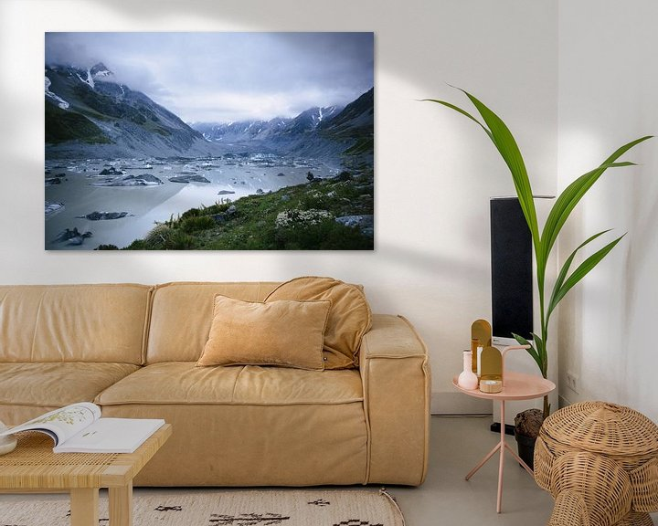 Sfeerimpressie: Hooker Lake van Jasper van der Meij