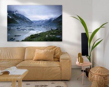 Hooker Lake van Jasper van der Meij