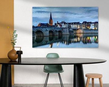 Maastricht von Wil Wouters