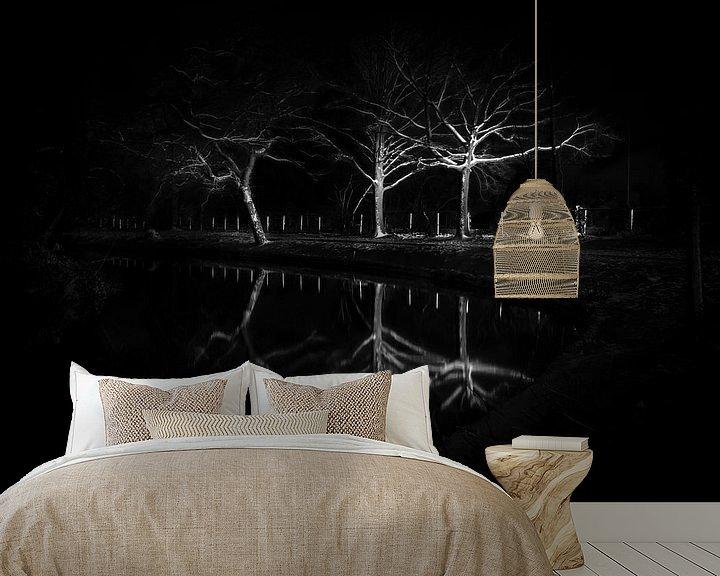 Impression: Bomen aan het water sur mandy sakkers