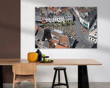 Havermarkt in Breda von Mark Koster