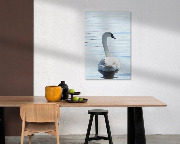 Sfeerimpressie: De Zwaan. van Bas Smit