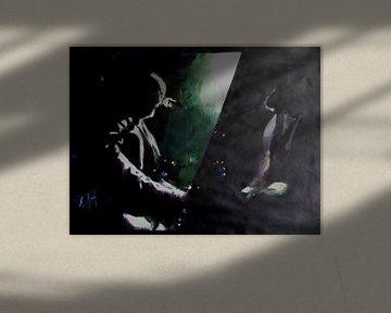 Billy Joel - The Pianoman von Lucia Hoogervorst