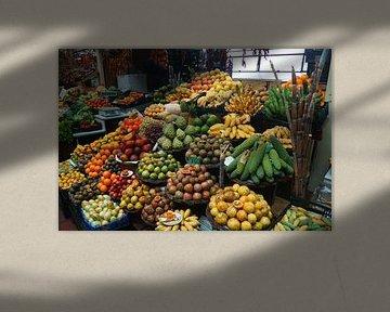 Tropisch Fruit von Michel van Kooten