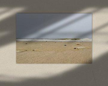 Strand  van Foto van Anno