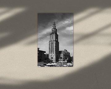 Martini Turm Groningen (Niederlande) von Sandra de Heij
