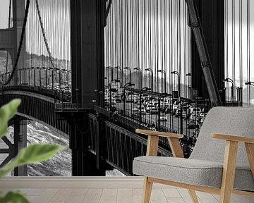 Golden Gate Bridge - San Francisco - Verenigde Staten van Ricardo Bouman