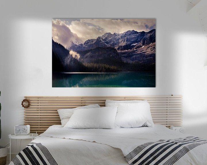 Beispiel: Lake O'Hara von Jasper van der Meij