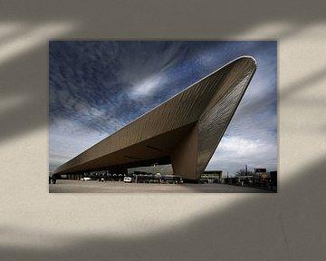 Rotterdam Centraal Station van Alice Berkien-van Mil