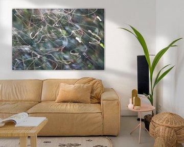 Lightart by little flies van Fons Simons