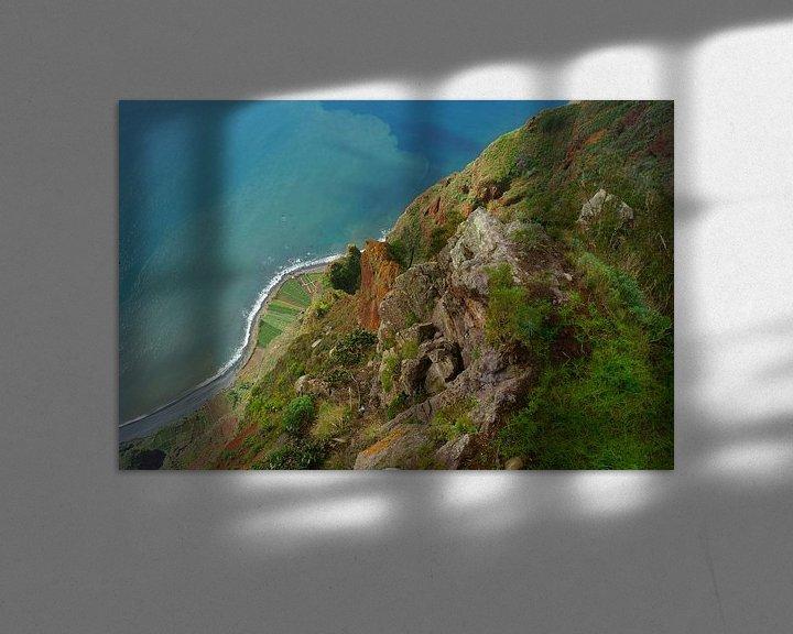 Sfeerimpressie: Cabo Girao, Madeira van Michel van Kooten