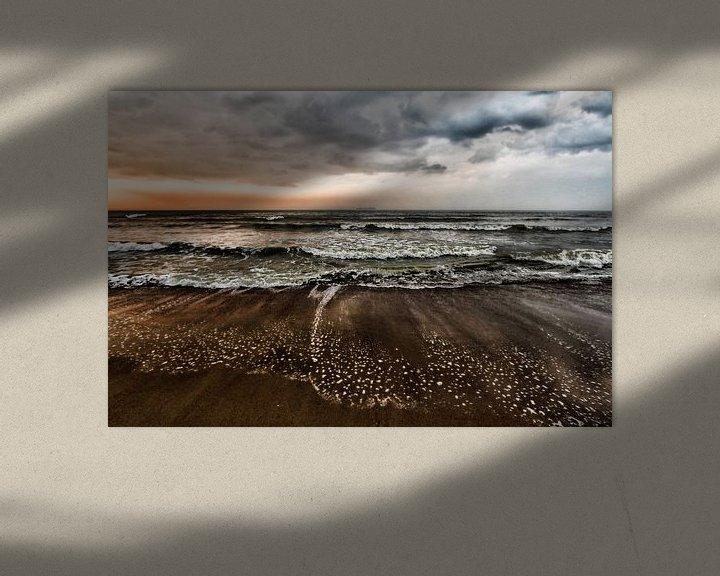 Sfeerimpressie: colors of the sea van Yvonne Blokland