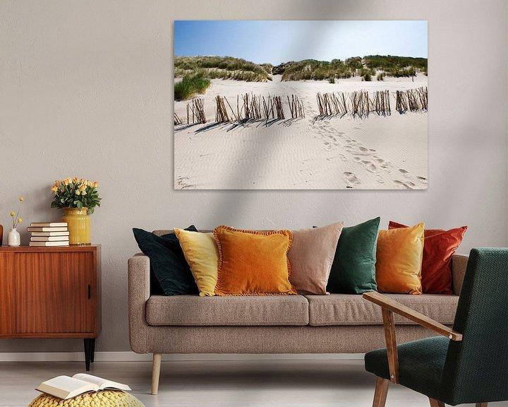 Sfeerimpressie: Duinen van Ameland van Wendy Bos