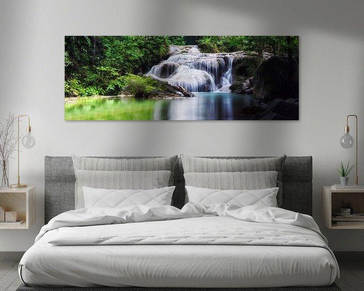 Sfeerimpressie: Erawan National Park van Giovanni della Primavera