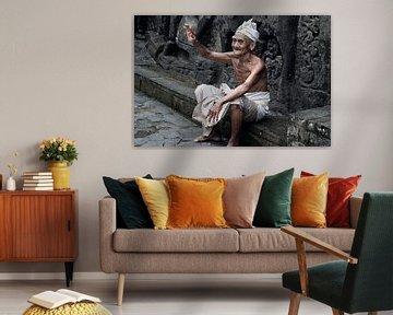Waving Mister van BL Photography