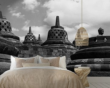 Borobudur's Nirwana van Giovanni della Primavera