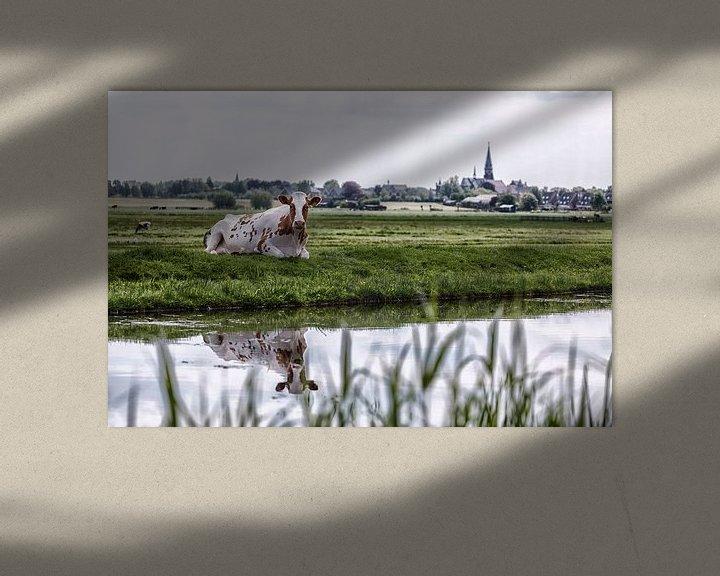 Beispiel: Boskoop the Netherlands von Rob van der Teen