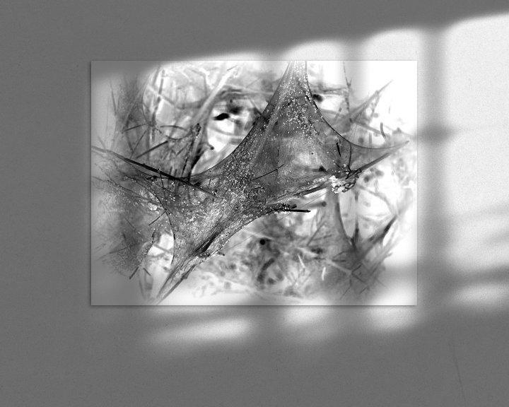 Sfeerimpressie: Caterpillar 8 van Jon Houkes