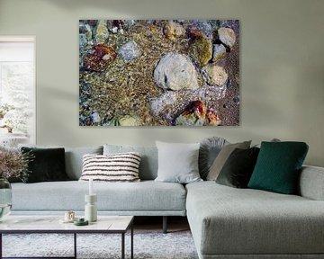 Stenen in Dode Zee
