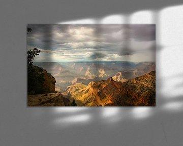 Amazing Grand Canyon sur Ilya Korzelius