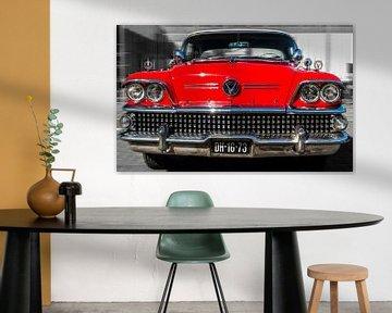 Rode Buick 1958 Nr. 2 von Rob Smit