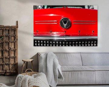 Rode Buick 1958 Nr. 4 von Rob Smit