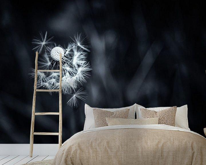 Sfeerimpressie behang: Het einde van Van Renselaar Fotografie