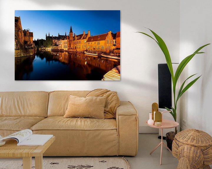 Sfeerimpressie: Brugge van Marcel Derweduwen