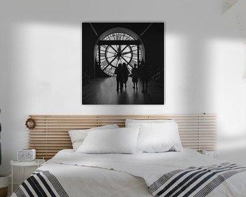 """"""" beobachten Sie, wie die Zeit vergeht"""" von Bert Bouwmeester"""