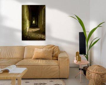 het licht von Aart Jan van Mossel