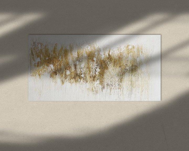 Beispiel: gold vain von Christin Lamade