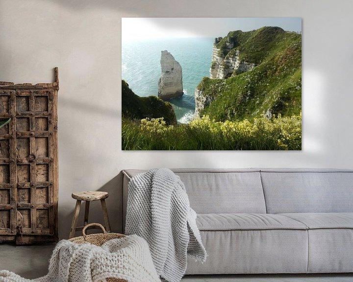 Sfeerimpressie: De Naald van Belval /l 'aiguille de Belval van Titia Buren