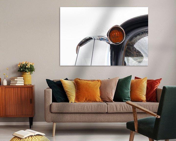 Sfeerimpressie: Citroën DS van Sjoerd van der Wal