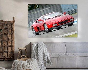 Ferrari 348 TB van Sjoerd van der Wal